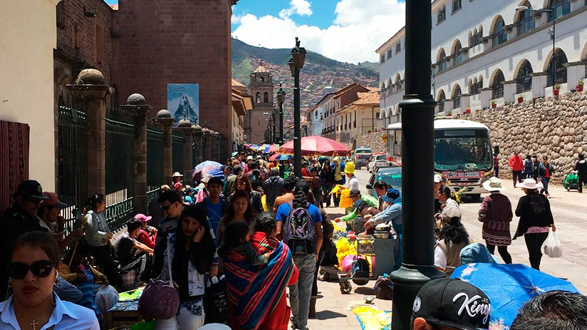 new year day in cusco