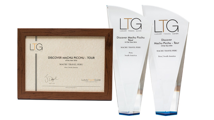 ltg awards machu travel peru