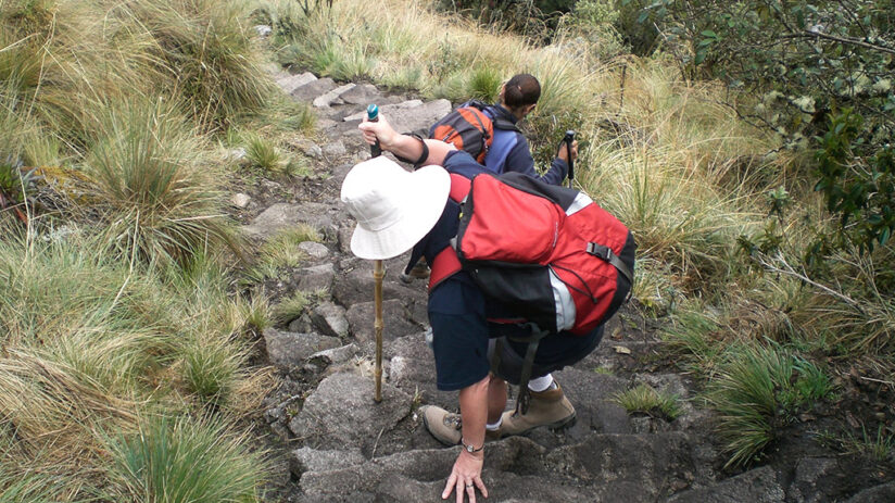 best time to hiking the inca trail