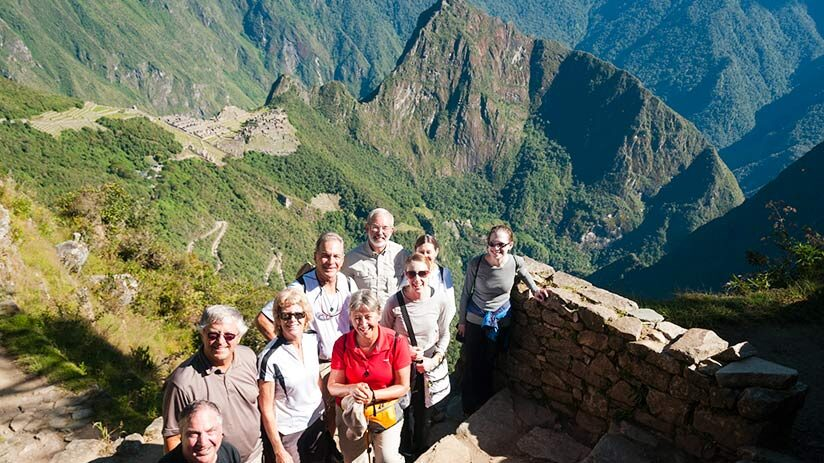 family holidays in machu picchu