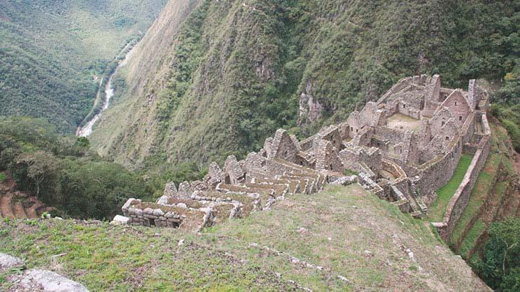winna wayna ruins