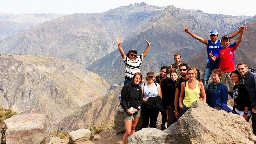 family holidays in colca canyon