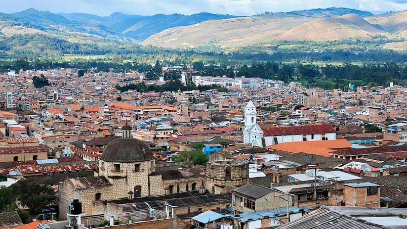 summer in peru cajamarca