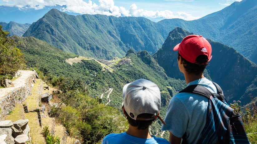 attractions on machu picchu with kids