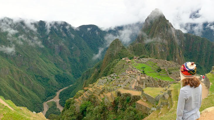 Machu Picchu Vacation with kids