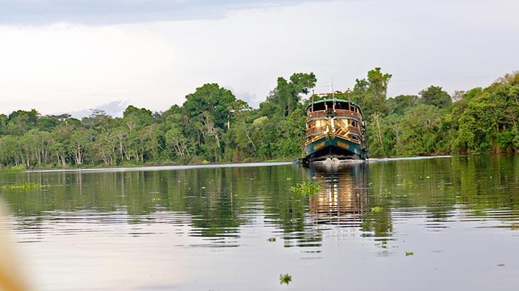 amazon cruise adventure
