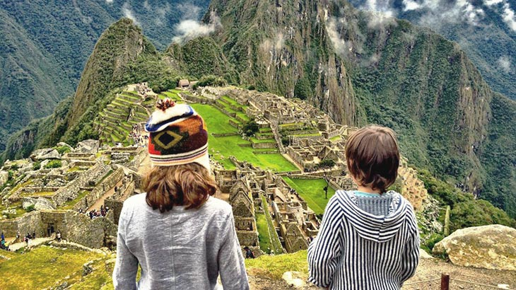 tour machu picchu with kids