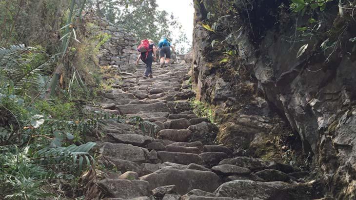 inca trail machu picchu mistery