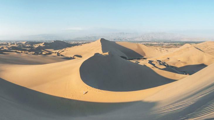 dunes huacachina oasis