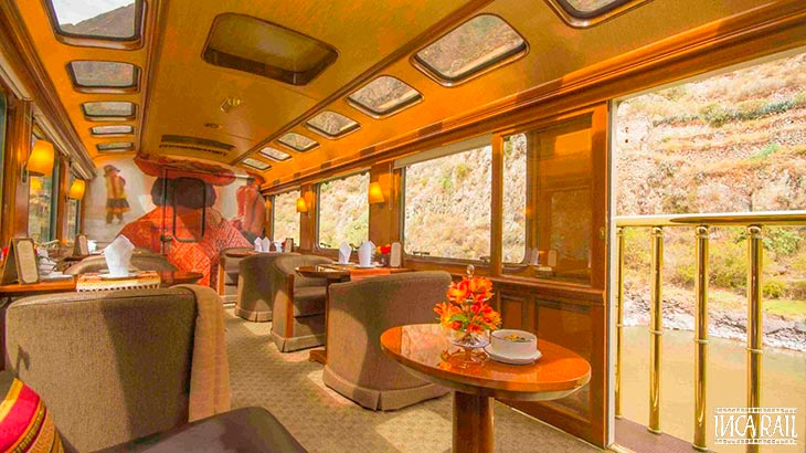 inca rail presidential class train