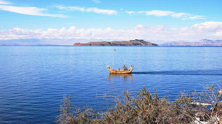 isla del sol titicaca lake