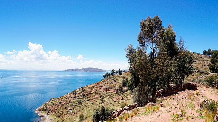 taquile lake titicaca