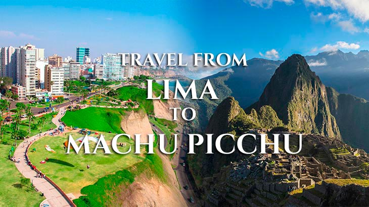 travel from lima to machu picchu
