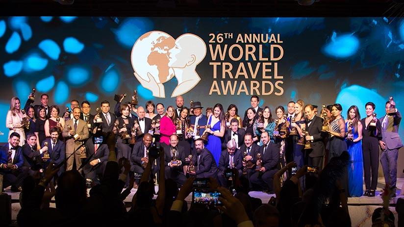 world travel awards celebration