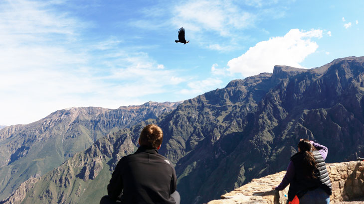 colca canyon trek advantages