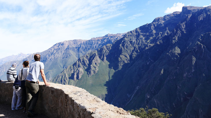 colca canyon trek guide
