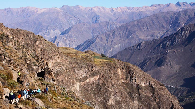colca canyon trek agency
