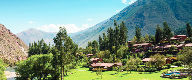 rio sagrado hotel luxury trip peru