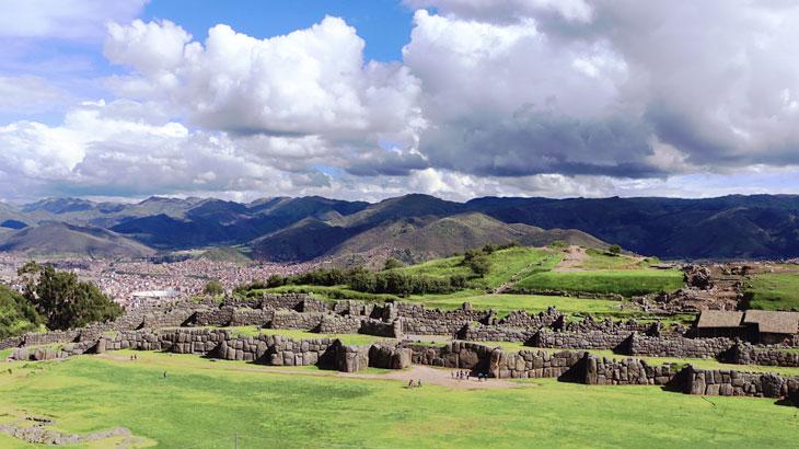 sacsayhuaman peru history