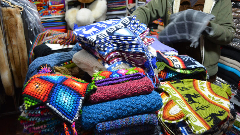 souvenirs to buy in machu picchu textiles
