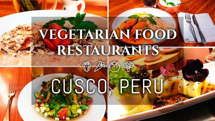 vegetarian food restaurants in cusco