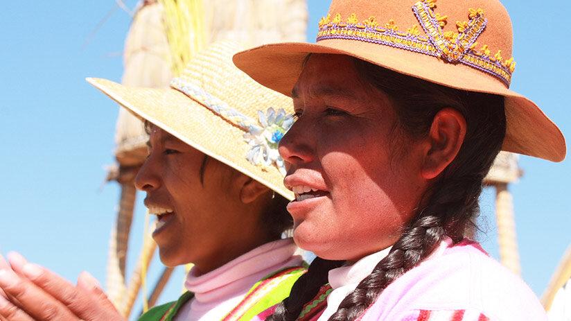 aymara language in peru
