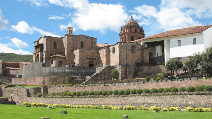 coricancha complex cusco city tour
