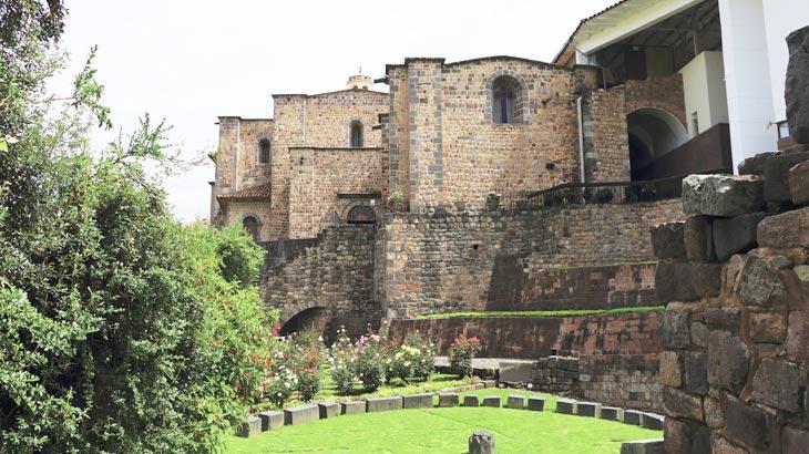 coricancha temple cusco city tour