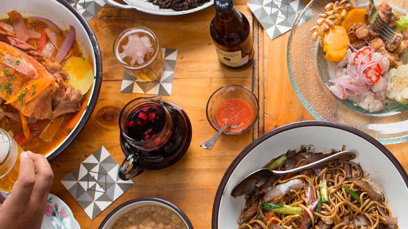 isolina restaurants in lima