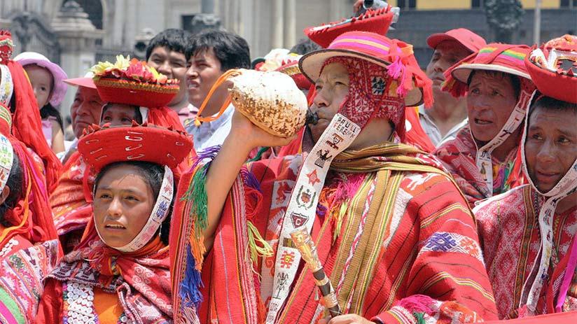 quechua language spoken in peru