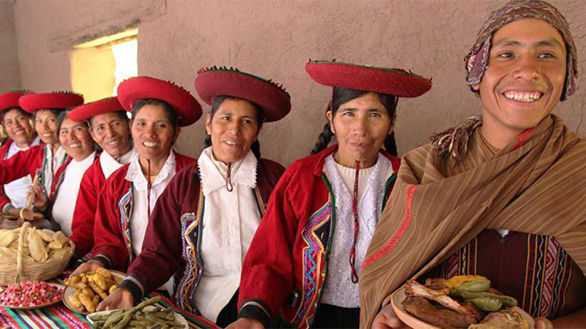 quechua native language spoken in peru