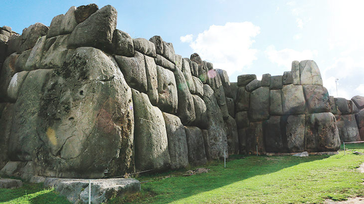 sacsayhuaman cusco peru tourism