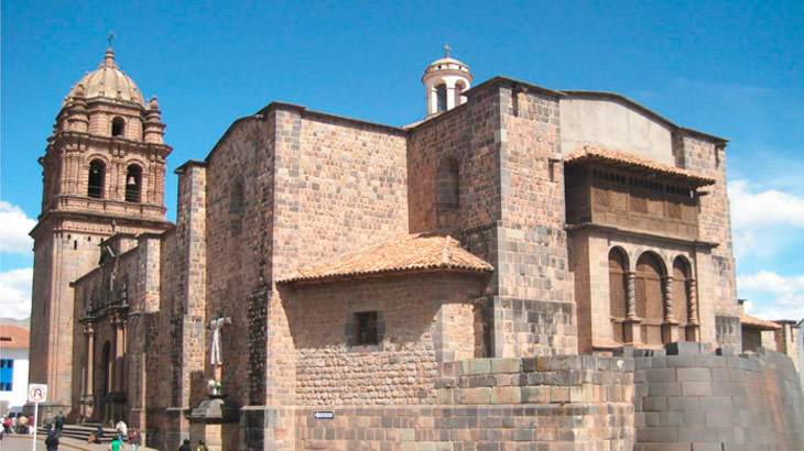 santo domingo temple cusco city tour