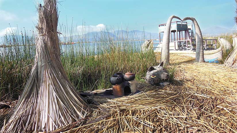 uros islands their life on lake titicaca