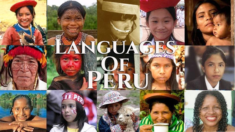 language spoken in peru