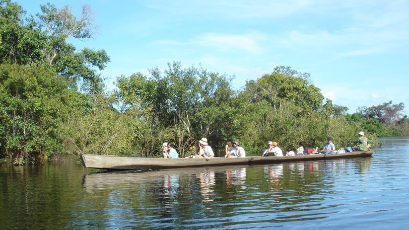 amazon peru tourism