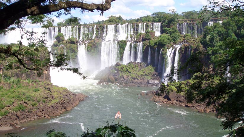 iguazu falls argentina south america travel peru