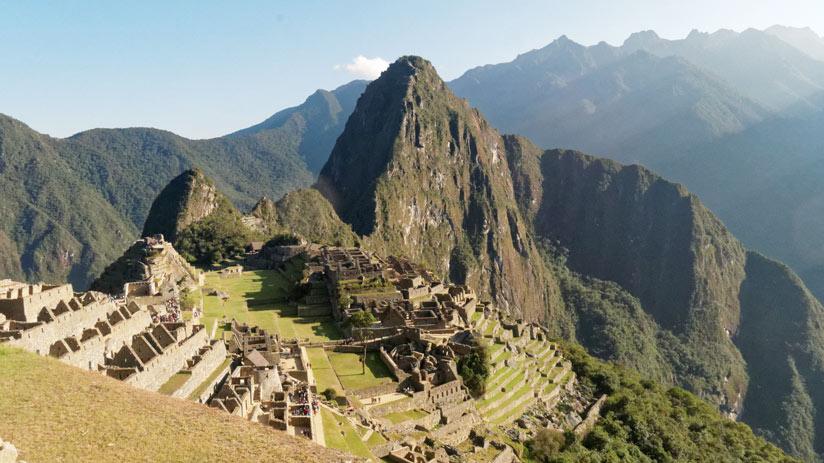 machu picchu inca trail tours