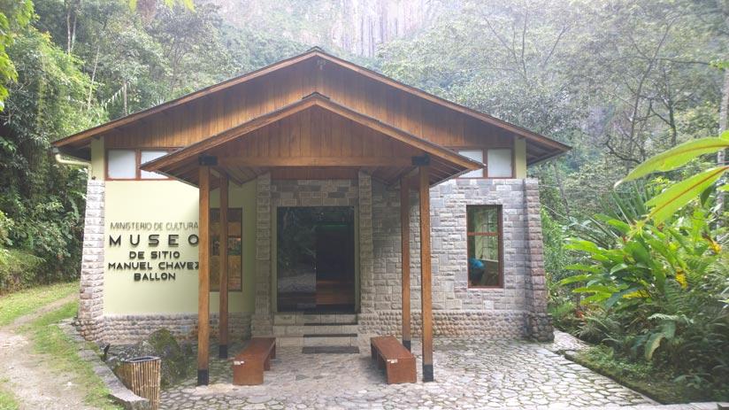 museum machu picchu inca trail tours