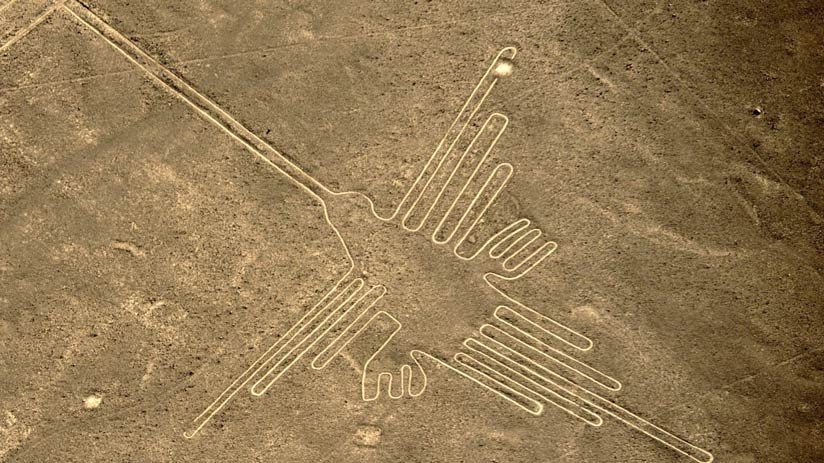 nazca lines travel peru