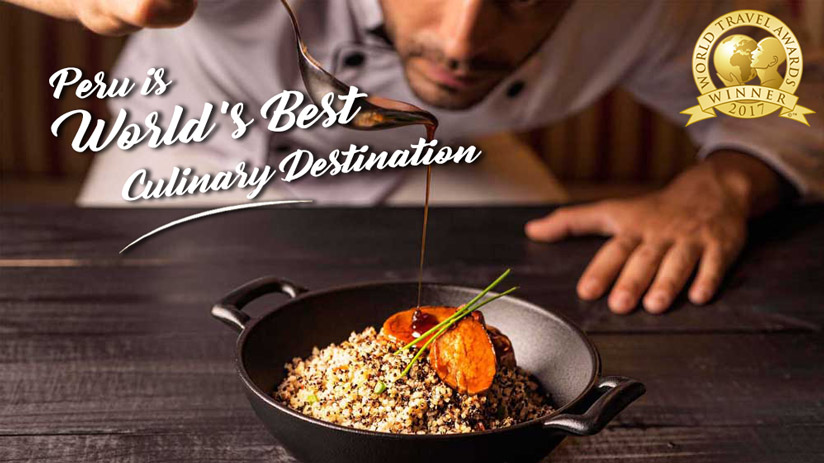 peru worlds best culinary destination