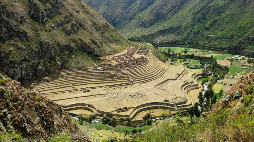 sacred valley inca trail tours