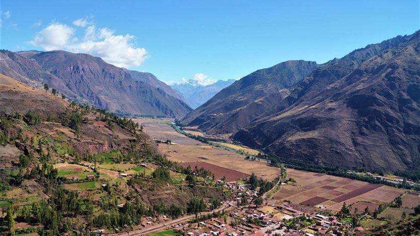 sacred valley trip peru
