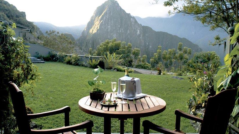 sanctuary hotel trip peru