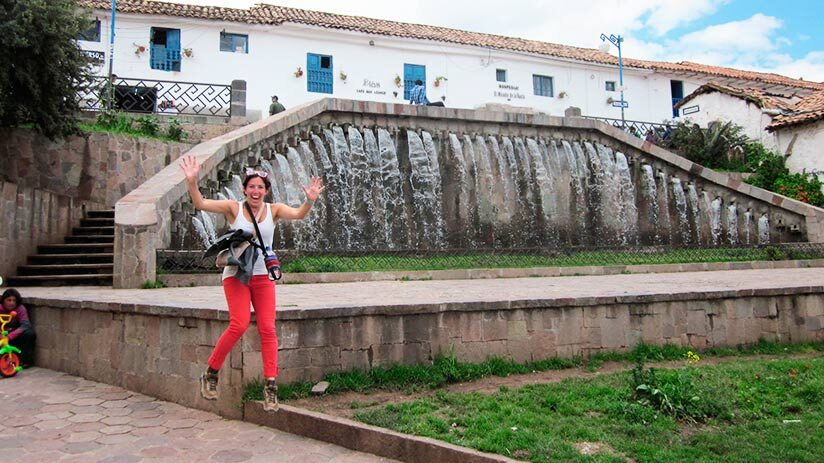 advantages of the free walking tour in Cusco