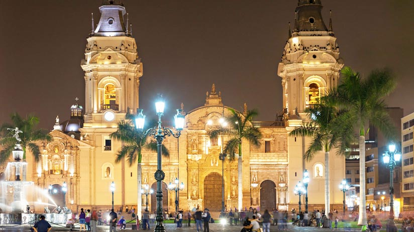 cathedral lima peru sightseeing tours