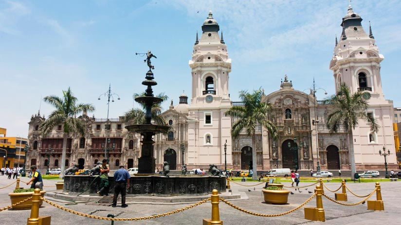 city lima peru sightseeing tours