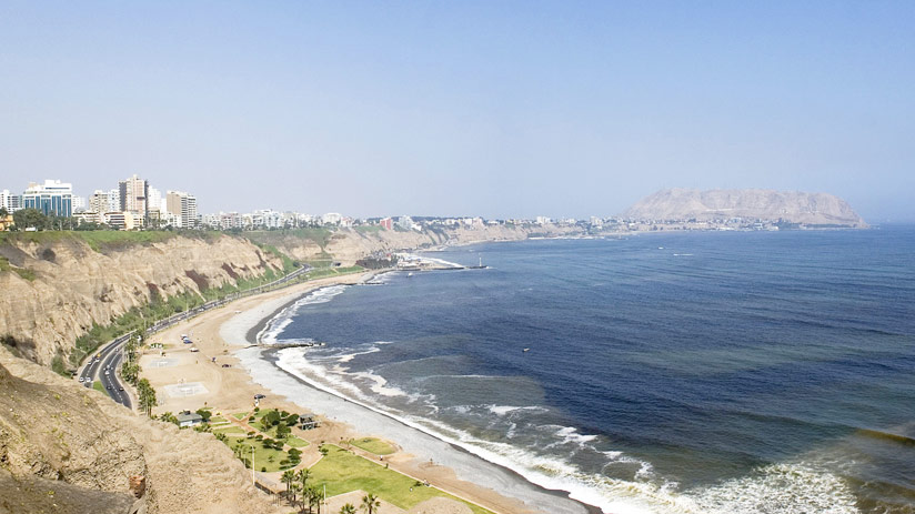 costa verde lima peru sightseeing tours