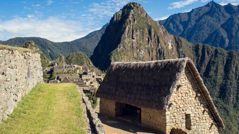 guardhouse machu picchu travel packages