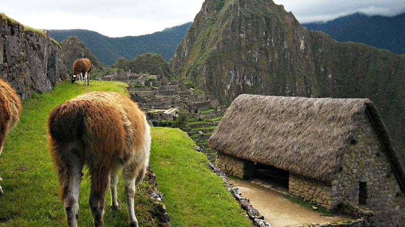 guided tour to machu picchu hike